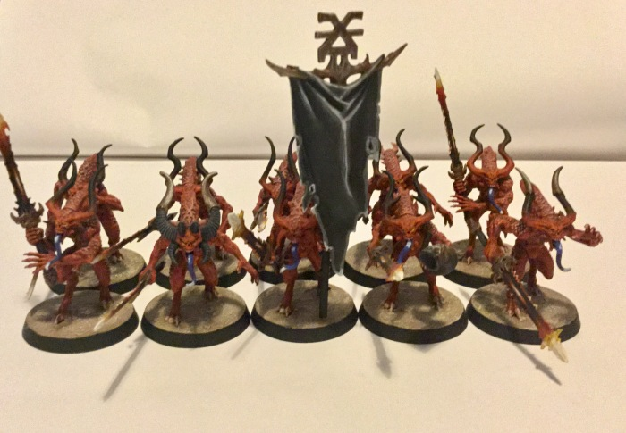 AoS collection (progress so far)